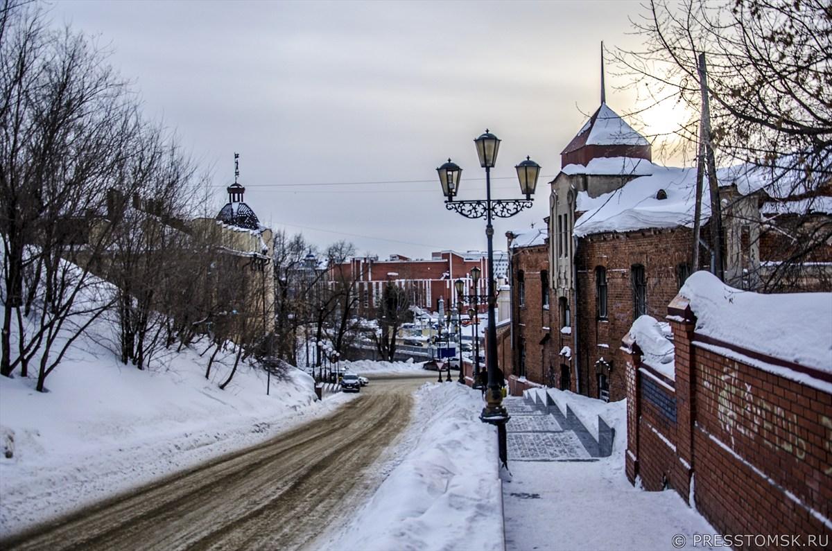 Новый экскурсионный маршрут появился в Томске