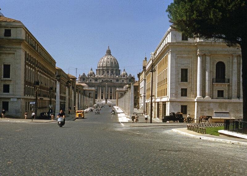 1950s Italy Rome Basilica.jpg