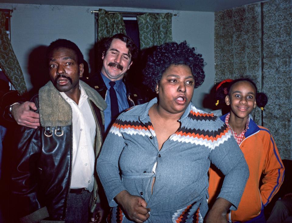 Преступное подполье Нью-Йорка 1970-х годов