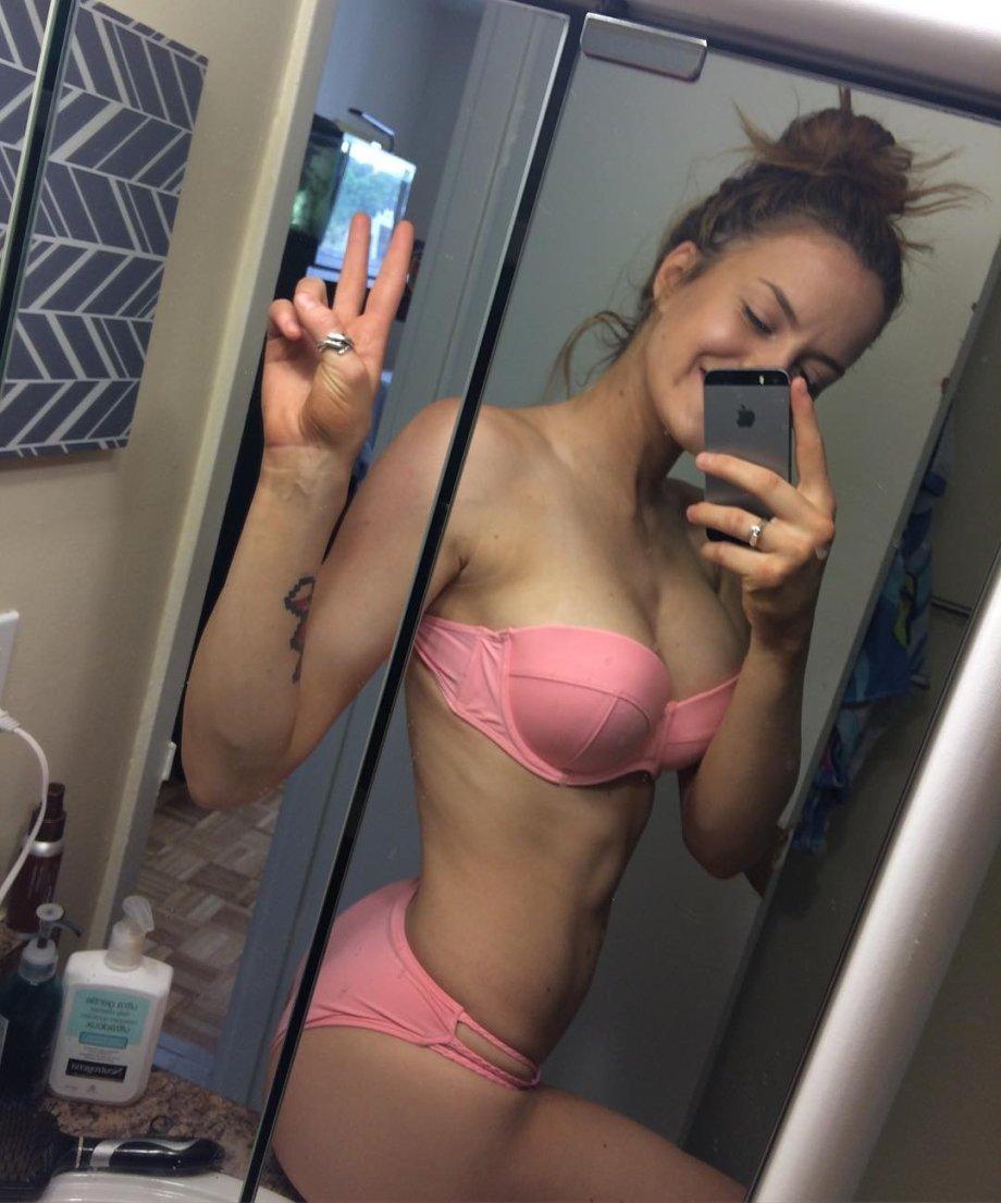 girl selfie facebook nude