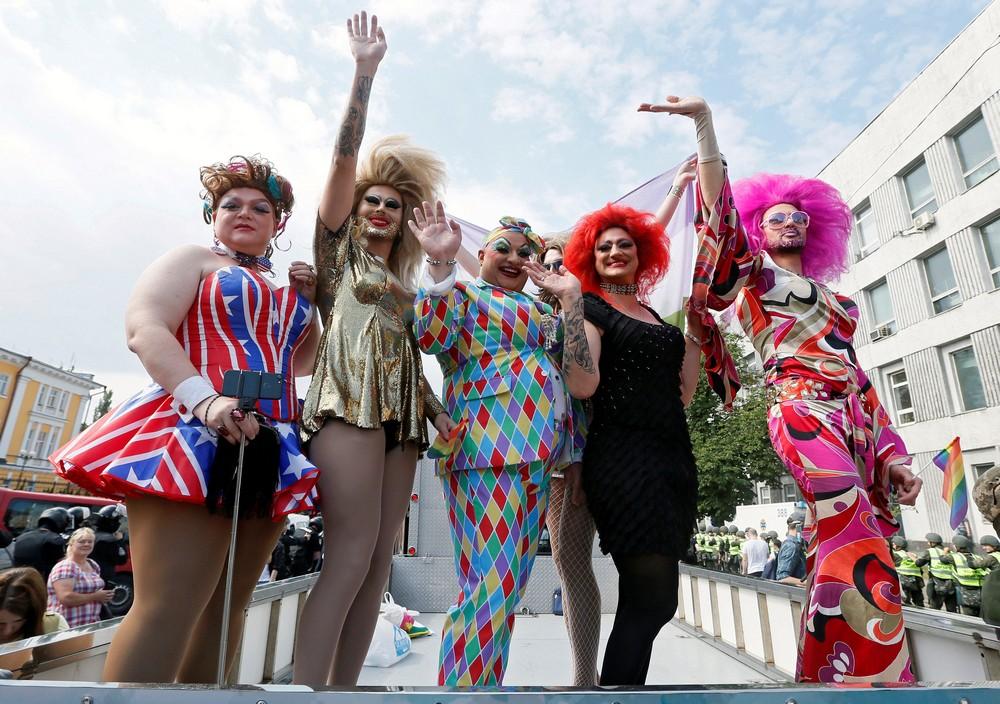 «Марш равенства» в Киеве