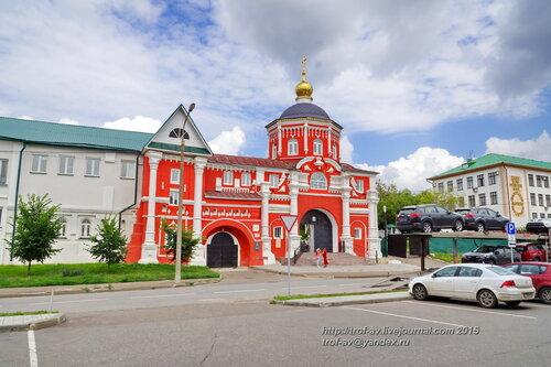 Свято-Введенский Кизический монастырь, Казань
