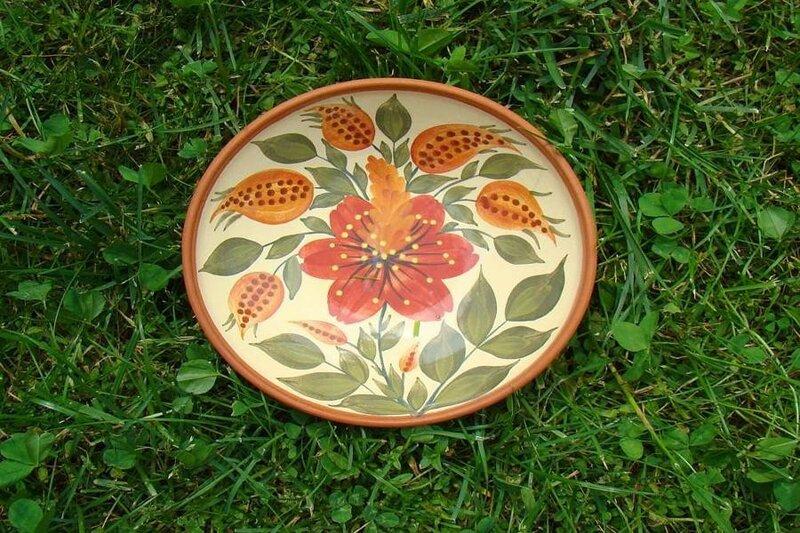 Тарілка (кругла посудина)