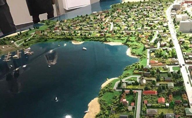 ВКазани возникла  «Городская панорама»