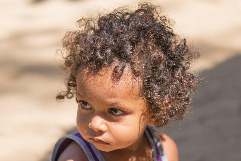 Малыш из Шри-Ланки