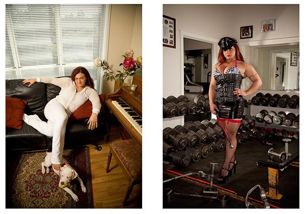 Двойная жизнь поклонников БДСМ в фотопроекте «День и ночь»