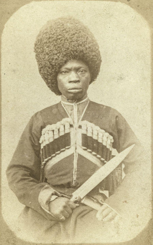 Народы Российской Империи в поразительных портретах 1870-1886 годов (26 фото)