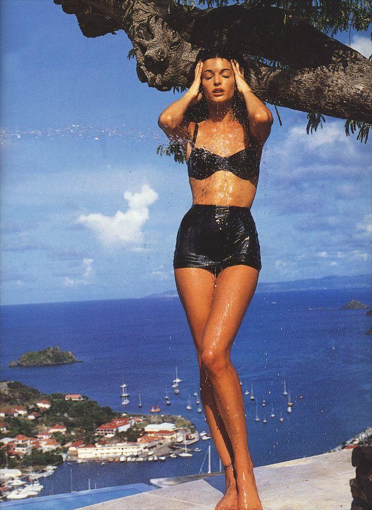 Стефани Сеймур, 1998.