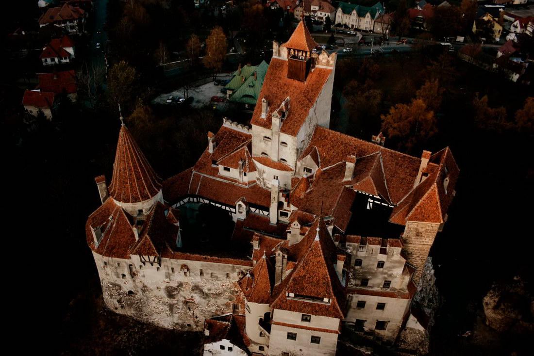 """""""Замок Дракулы"""" выставлен на продажу"""