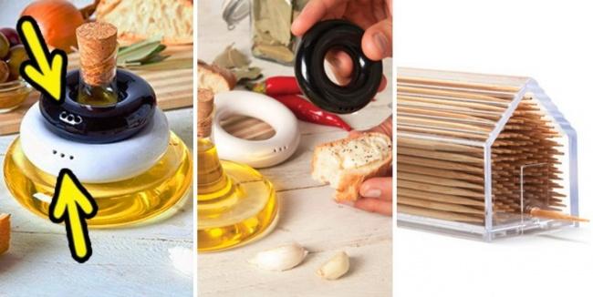 © Monkey Business  Оказывается, набор для масла, перца исоли может быть таким оригинальным и