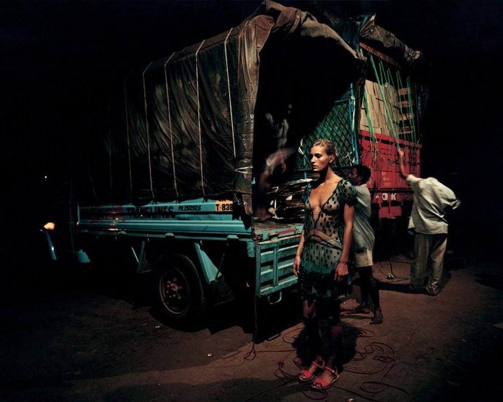 Бхарат Сикка обогатил модную фотографию индийским колоритом
