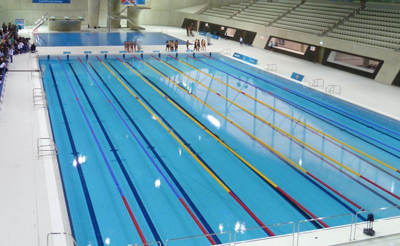 Все золото, когда-либо добытое на Земле, поместится в три плавательных бассейна олимпийских стандарт