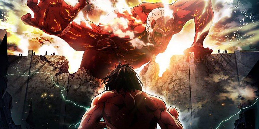 Warner Bros. готовит американскую экранизацию «Атаки титанов»