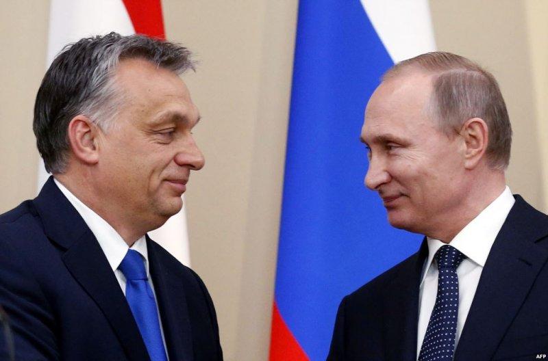 Путин прибыл встолицу Венгрии