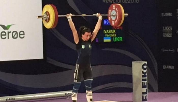 Белоруска завоевала «бронзу» начемпионате Европы потяжелой атлетике