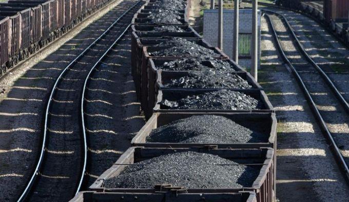 Больше всего угля Украина получает из Российской Федерации