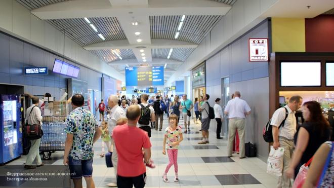 ВДомодедово при посадке самолета скончался член Партии пожилых людей 47