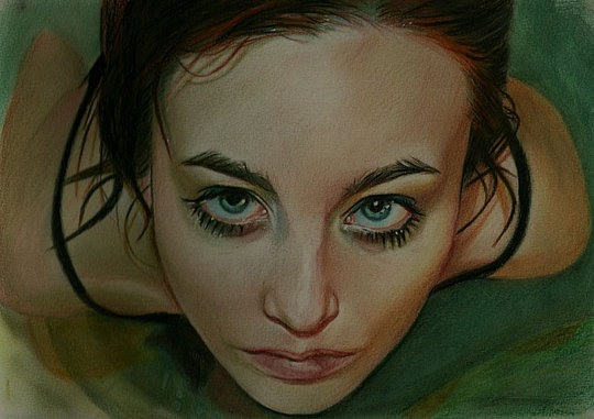 Realistic Illustrations by Brian Scott