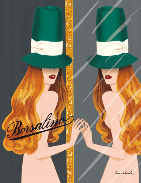 Creative Fashion Illustrations by Jordi Labanda