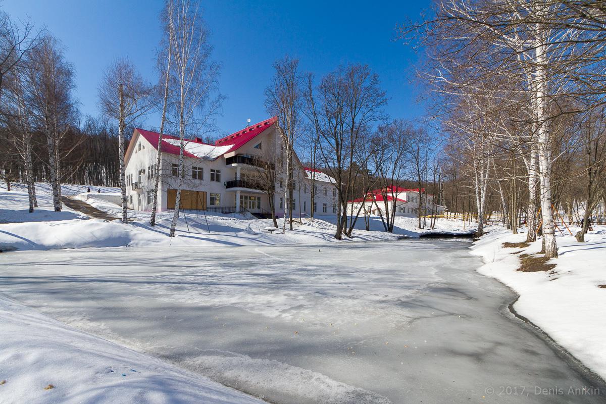 социально-оздоровительный центр пещера монаха хвалынск зима фото 5