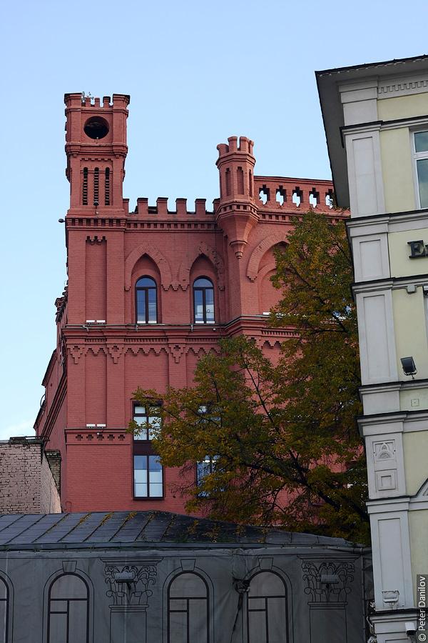 Прогулка по Москве и музей в «Детском мире»
