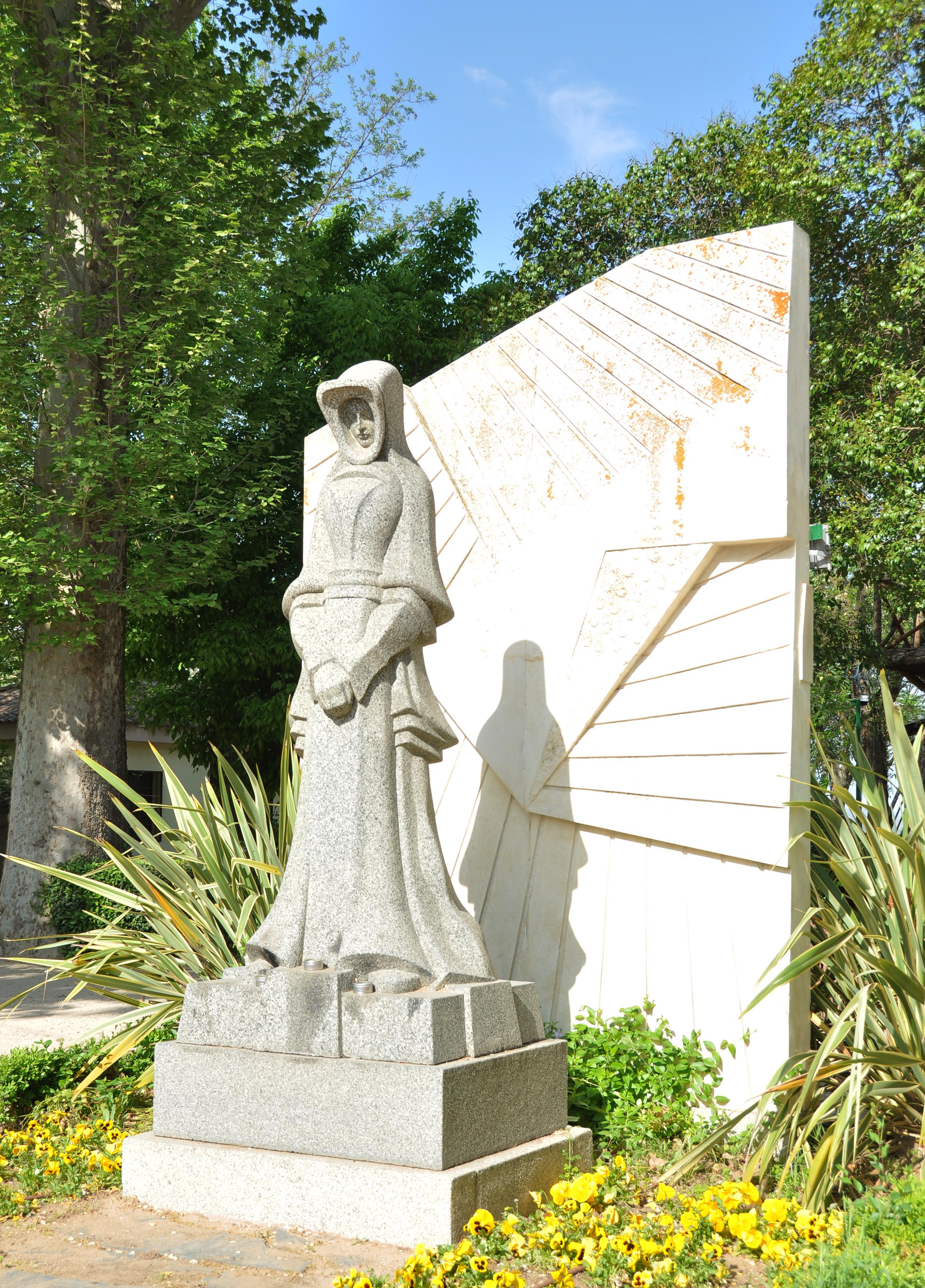 Памятник с крестом на просвет Прохладный надгробие людмилы марковны гурченко