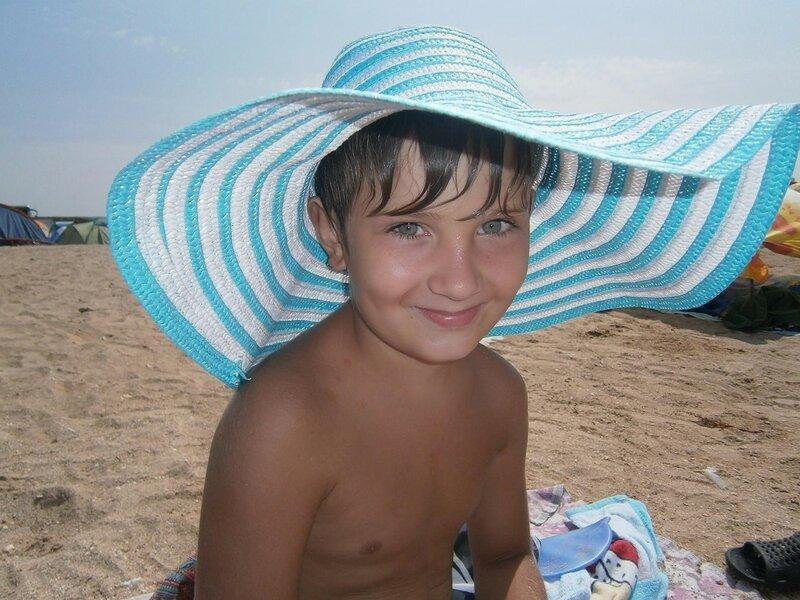 Лето на Должанской косе