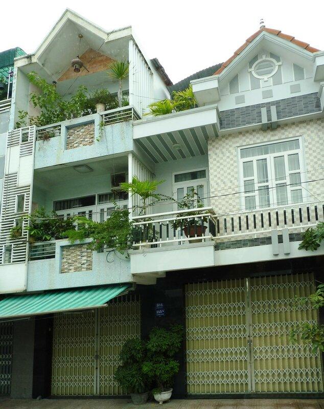 Вьетнамский дом