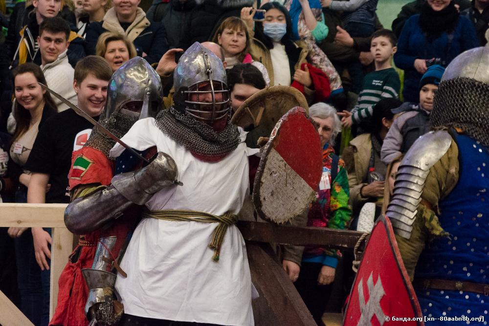 Рождественский рыцарский турнир