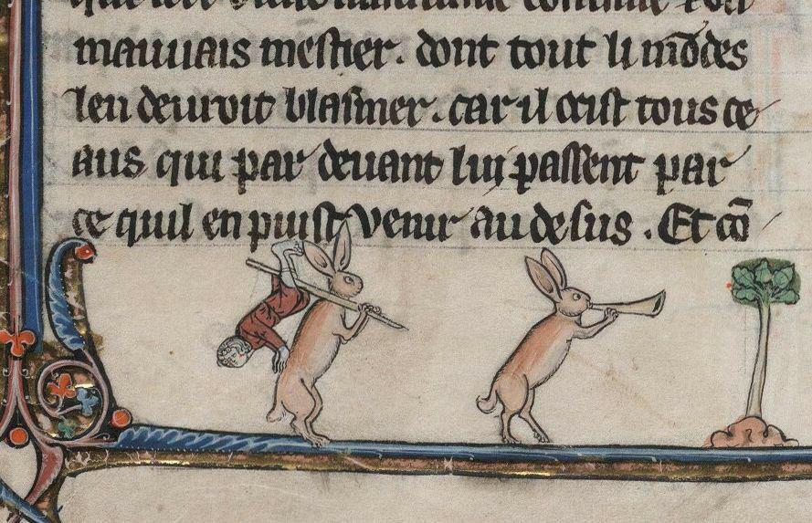 Le livre de Lancelot du Lac, France 13th century. Beinecke, MS 229, fol. 94v.jpg