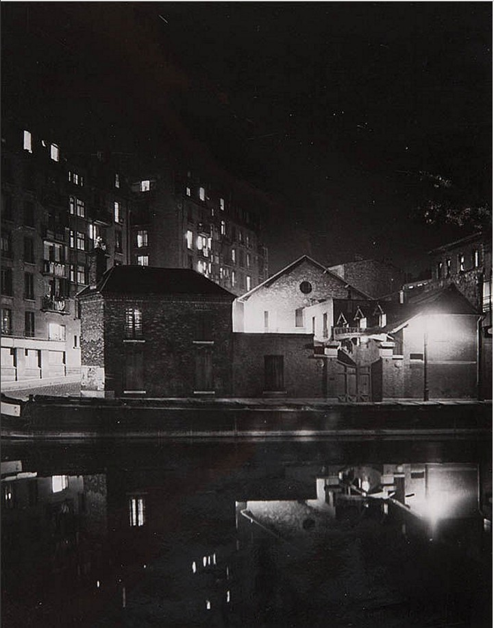 1930. Уркский канал
