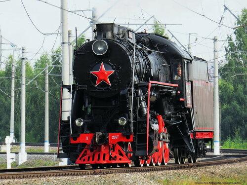 паровоз Л-2057 _170