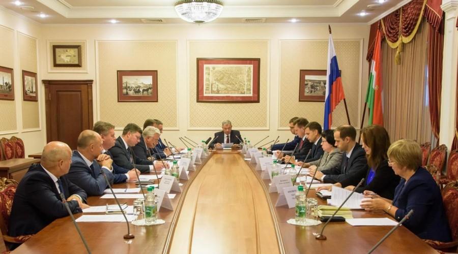 Региональный Совет по стратегическому развитию рассмотрел систему проектного управления областью