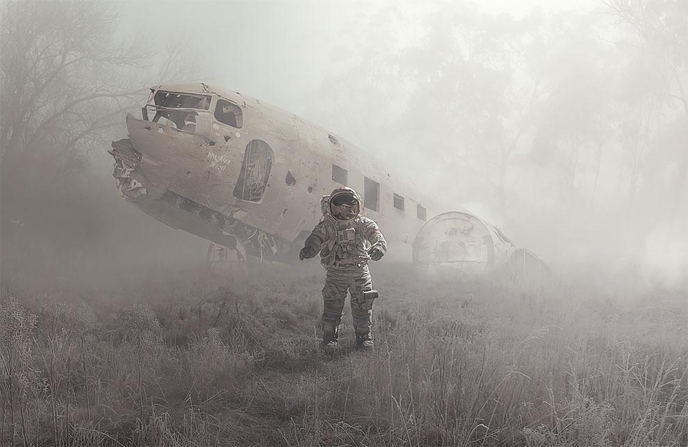 Цифровое искусство Никиты Бужана