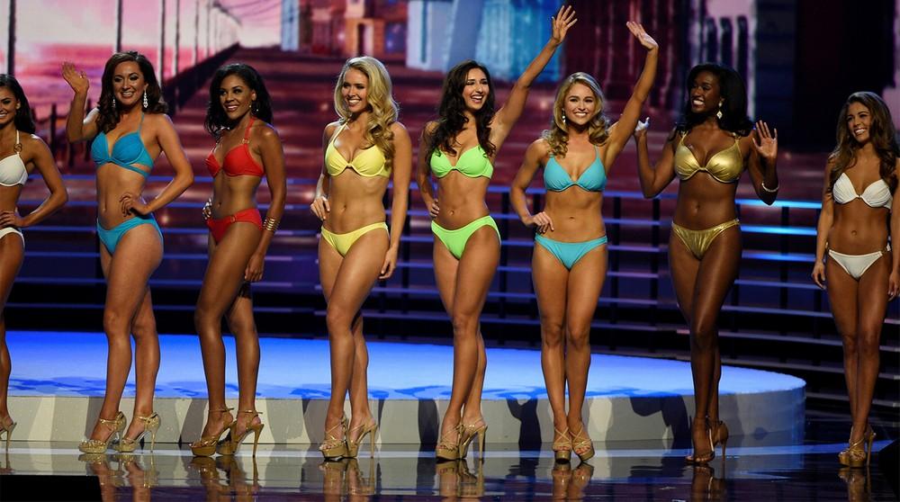 В США выбрали новую «Мисс Америка»