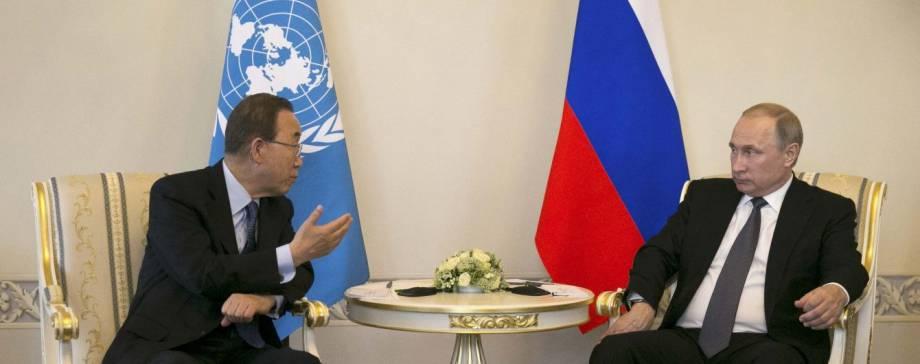 Украина направила генсеку ООН обращение относительно освобождения украинских политзаключенных в РФ, - Ельченко