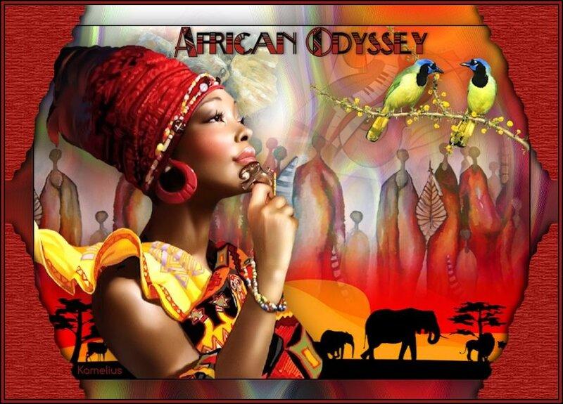 African Odyssey Tutorial