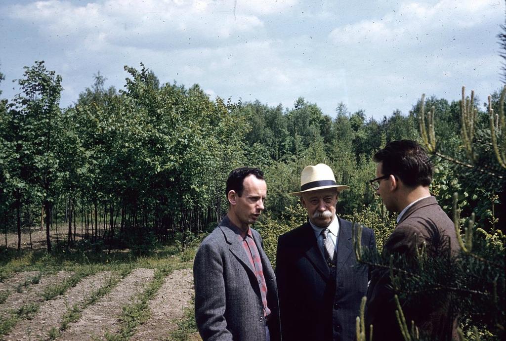Киев и окрестности в 1959 году