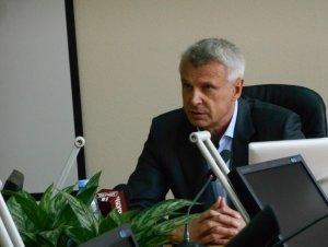член Высшего совета «Единой России» Сергей Носов