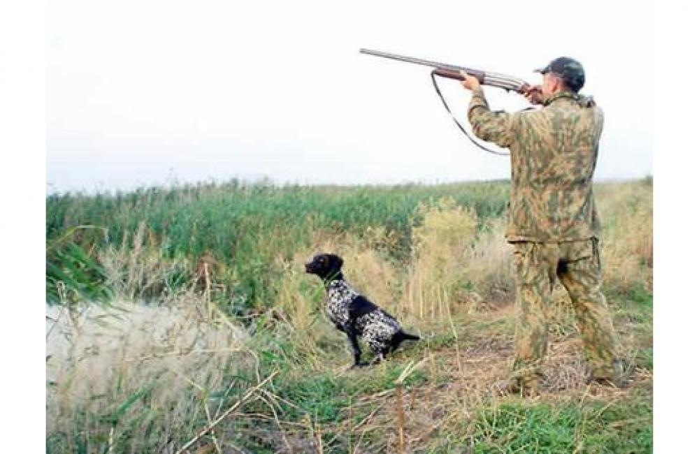 День охотника!