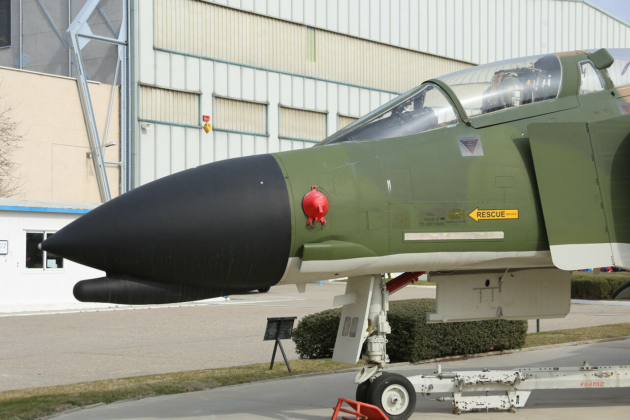 McDonnell Douglas F-4C Phantom II (Museo del Aire, Madrid)