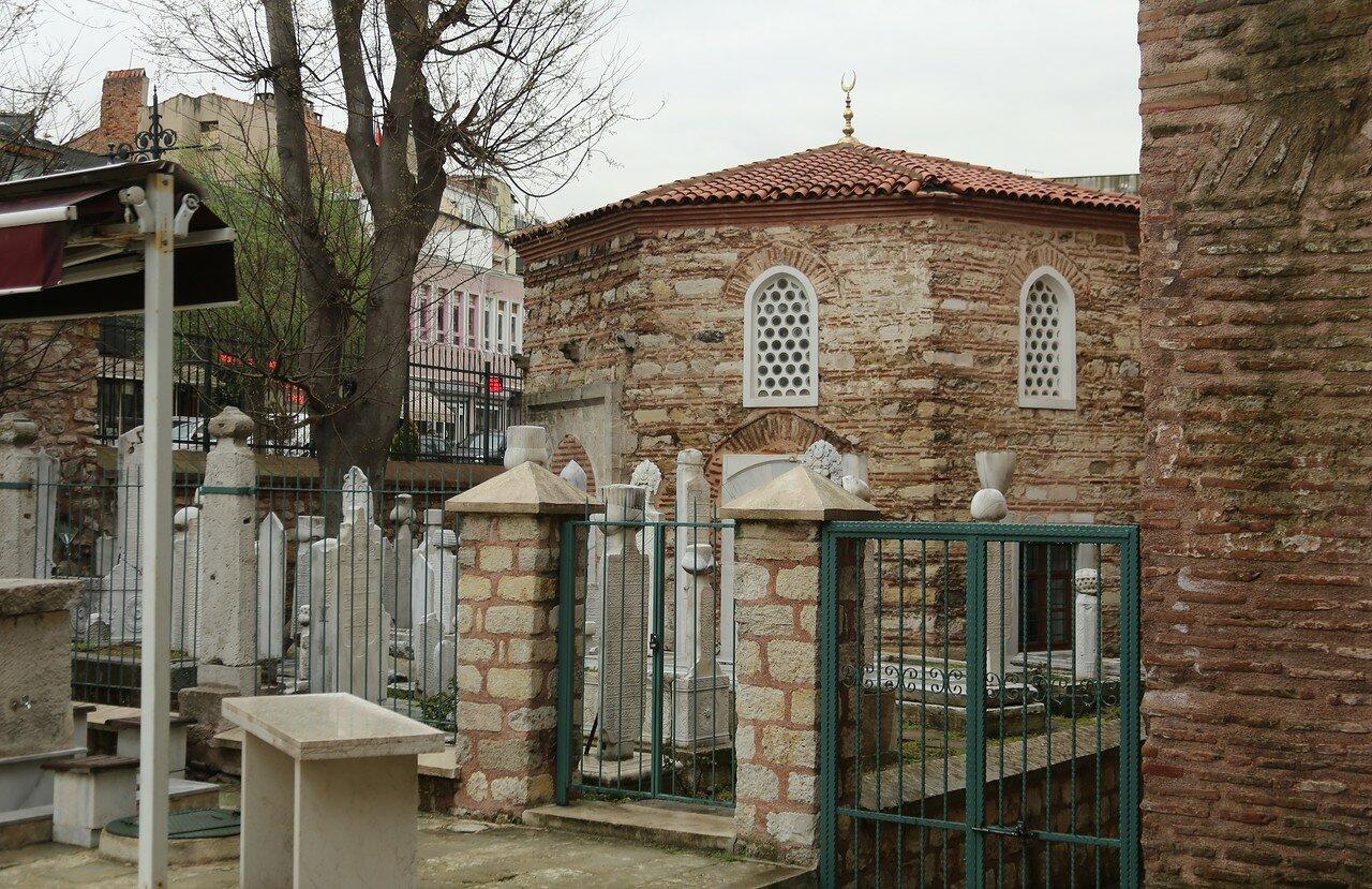 Стамбул. Церковь Святых Сергия и Вакха, Малая София (Küçük Ayasofya camii)