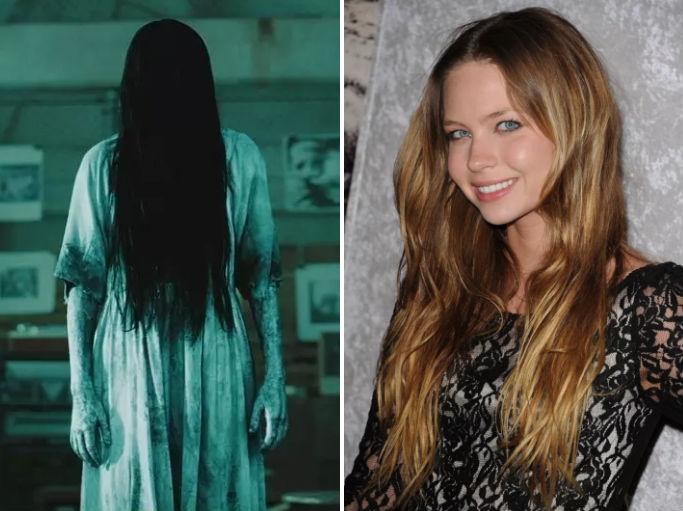 Дэйви Чейз — Самара из «Звонка» После фильма ужасов девушка играла менее страшных персонажей в фильм