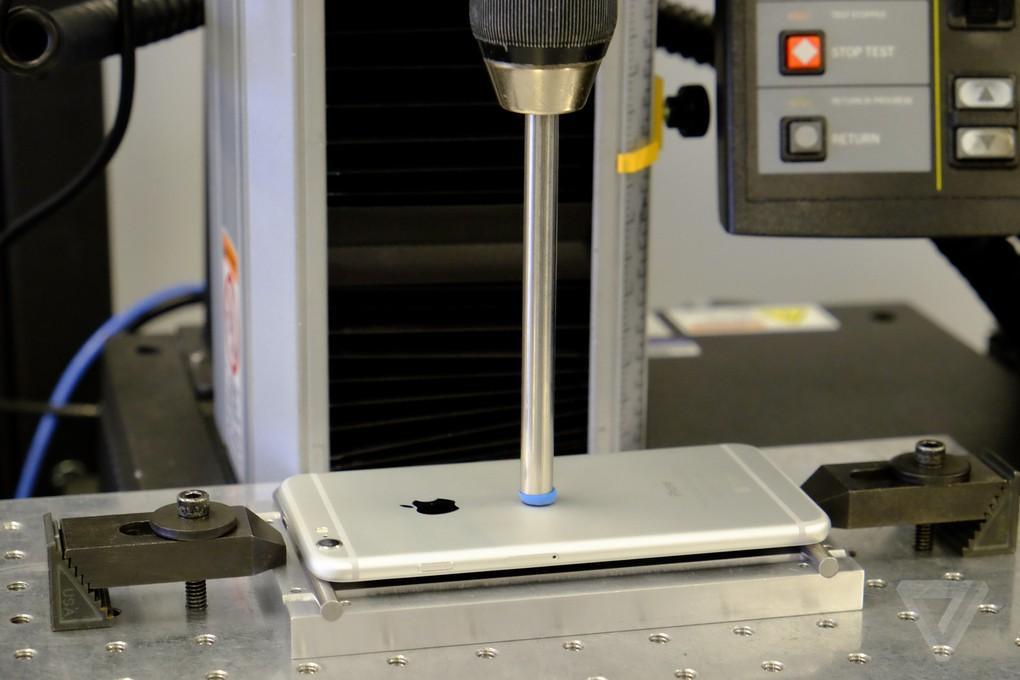 15. Последний раз компания Apple позволила «простым смертным» заглянуть в камеру пыток в 2010 году —