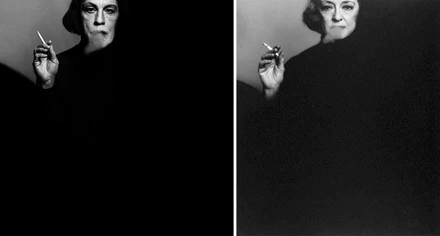 4. Сандро Миллер, Виктор Скребнески / Бетт Дейвис (1971), студия Лос-Анджелеса, 2014