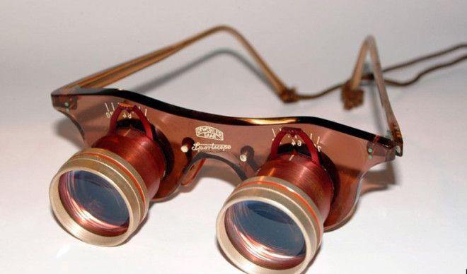 Бинокли, очки и прочие хрупкие вещи На этот скарб вряд ли позарятся самые прожженные похитители чужо