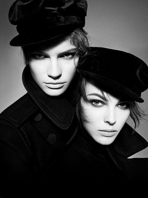 Фотосессия Стивена Мейзела для Zara (15 фото)