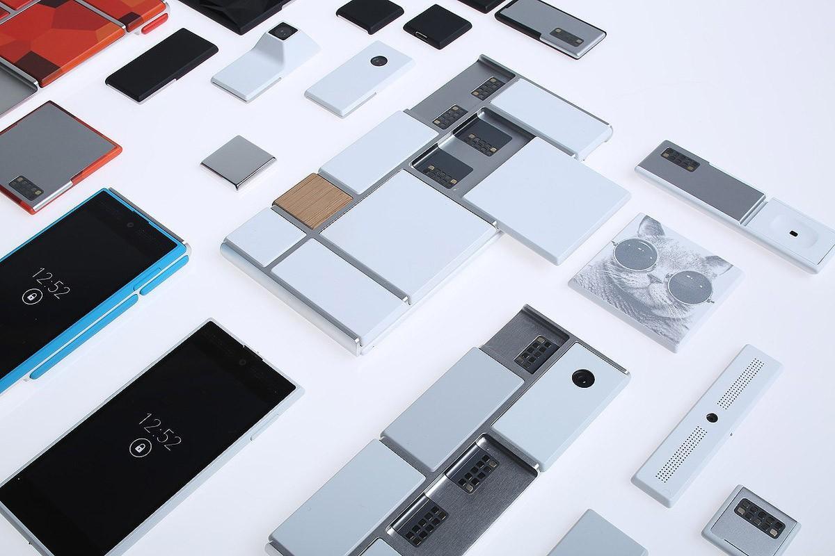 4. Основным отличием гаджета становится возможность собрать смартфон самостоятельно. Как конструктор
