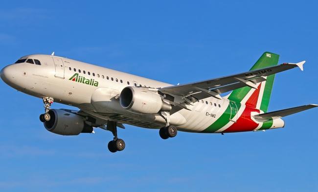 Итальянская авиакомпания Alitalia запустила процедуру банкротства