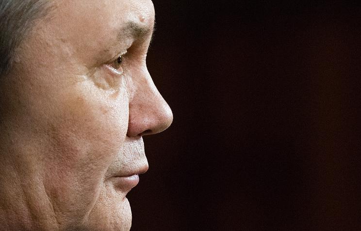 Генпрокуратура Украины заявила осотрудничестве сСША врасследовании дел против Януковича